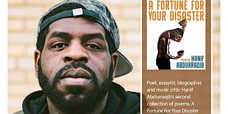 Hanif Abdurraqib: A Fortune for Your Disaster tickets