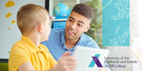 Early Years Education & Childcare - Argyll College UHI drop-in session tickets