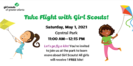 Take Flight with Girl Scouts! tickets