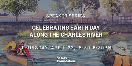 Celebrating Earth Day along the Charles River. tickets