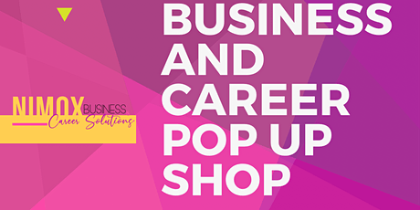 Business and Career (Monthly) Pop Up shop tickets