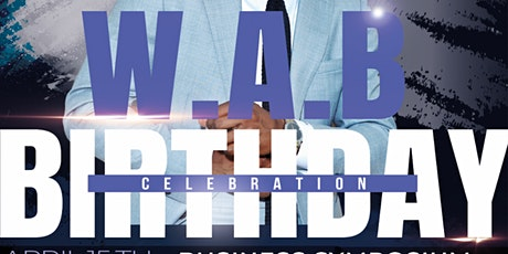 WAB Birthday Celebration tickets