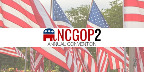 NCGOP2 Annual Convention tickets