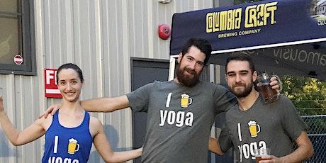 Beer Yoga | Columbia Craft tickets