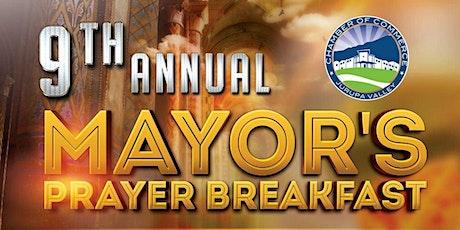 9th Annual Mayor's Prayer Breakfast tickets