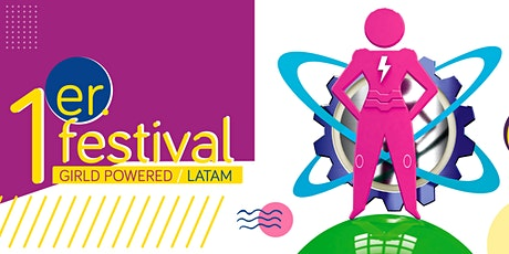 1er Festival Girl Powered boletos