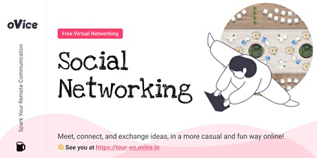 First Social Networking Meetup tickets