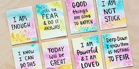 Affirmation Cards tickets