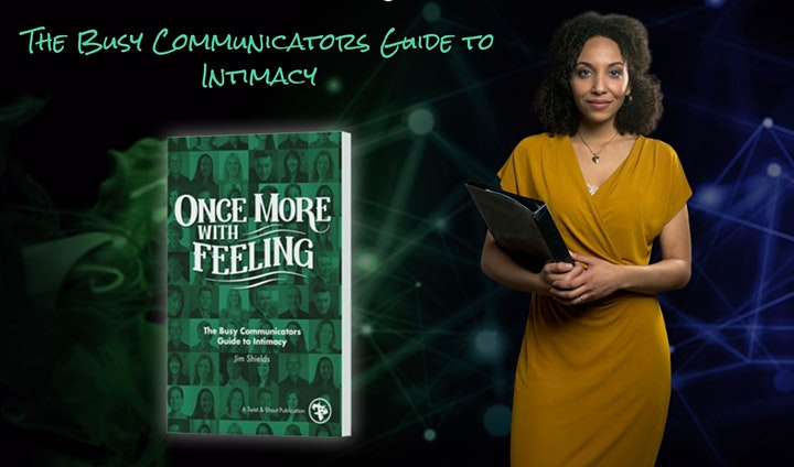 Once More With Feeling -  Virtual Book Launch Event image