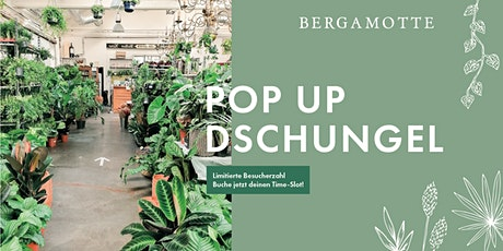 Bergamotte Pop Up Dschungel // Basel billets