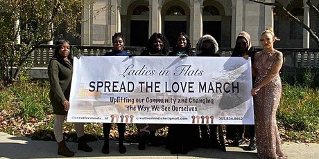 Ladies in Flats present THE SPREAD LOVE MARCH tickets