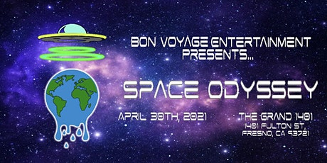 Space Odyssey - Rave tickets