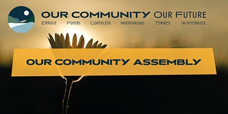 Our Community, Our Future:  Community Assembly tickets