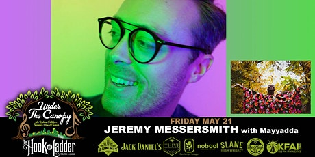 Jeremy Messersmith with guest Mayyadda tickets