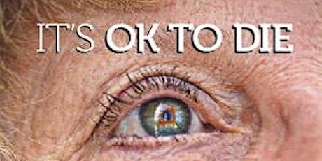 Spiritual Self-Help Book Club: It's ok to Die by Monica Williams tickets