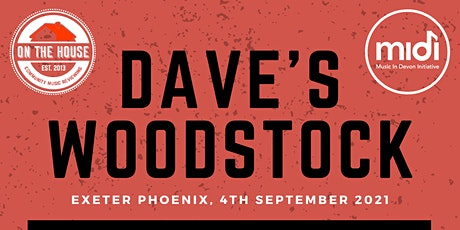 Dave's Woodstock tickets