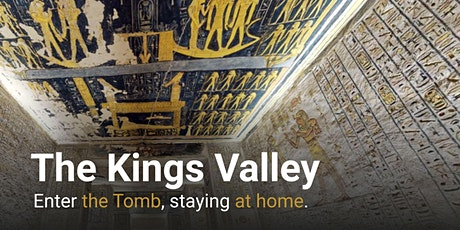 Valley of the Kings: Ancient Egypt Virtual Tour tickets