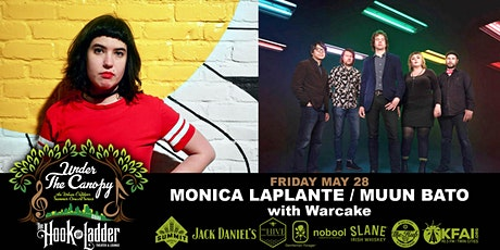 Monica LaPlante / Muun Bato with guest Warcake tickets
