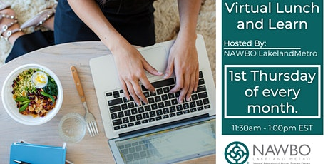 NAWBO Virtual Lunch and Learn tickets