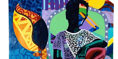 """Jamaal Barber's Solo Exhibition """"Fullness"""" ~ Opening Day Tickets tickets"""