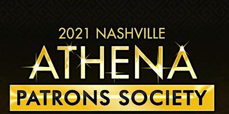 ATHENA Patrons Society tickets