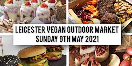 Leicester Vegan Outdoor Market billets