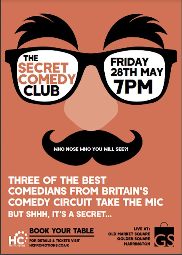 The Secret Comedy Club image