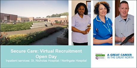 Secure Care Virtual Recruitment Event(s) tickets