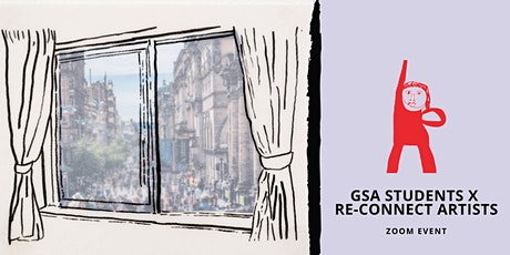 GSA Students X Re-Connect Artists tickets