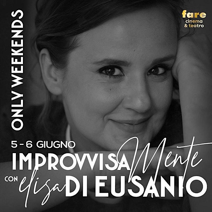 "Immagine Workshop ""ImprovvisaMente "" con Elisa Di Eusanio"