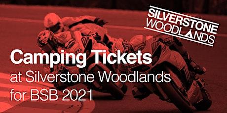 Camping at Silverstone Woodlands - British Superbikes tickets