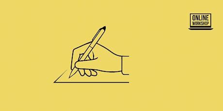 """""""Ich schreibe, also bin ich."""" - Wie Life Writing dein Leben bereichert Tickets"""