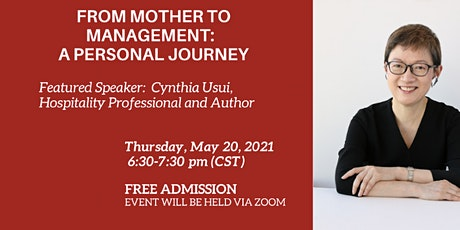 From Mother to Management: A Personal Journey tickets