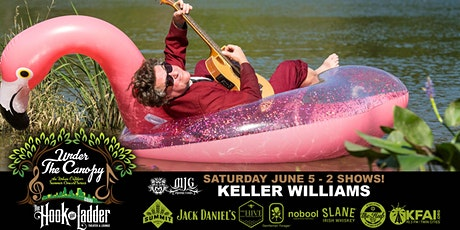 Keller Williams - Late Concert tickets