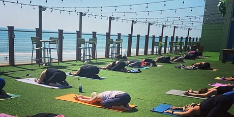 Rooftop Yoga | Saturdays | 10:00am | Led by Shelsea tickets