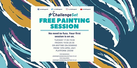 ChallengeSet Free Painting tickets