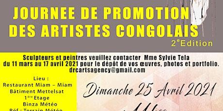 PROMOTION DES ARTISTES CONGOLAIS 2e EDITION billets