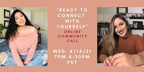 Ready to Connect with Yourself tickets
