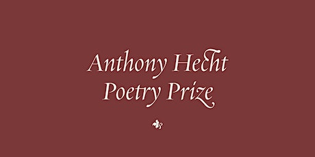 Ed Hirsch & James Davis: Anthony Hecht Poetry Prize Reading tickets