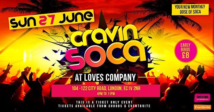 Cravin Soca image