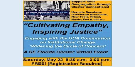 Cultivating Empathy, Inspiring Justice ingressos
