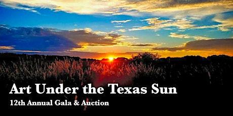 Art Under the Texas Sun: 12th Annual Gala & Auction tickets