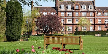 Emmanuel College Mathematics - Online Open Day tickets