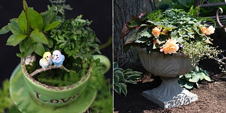Garden Planters for Mom Workshop tickets