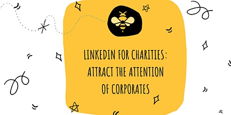 LinkedIn for Charities tickets