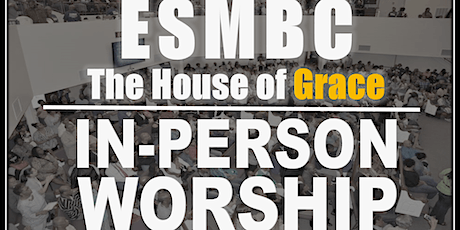 4/25/21 ESMBC Sunday Worship Experience tickets