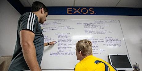 EXOS Performance Mentorship Phase 1 & 2 - Hungary Tickets