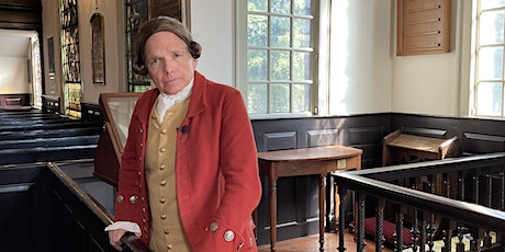 Virtual Patrick Henry:  Meet the Voice of the Revolution tickets