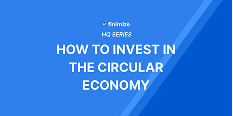 Circular Economy Investing tickets