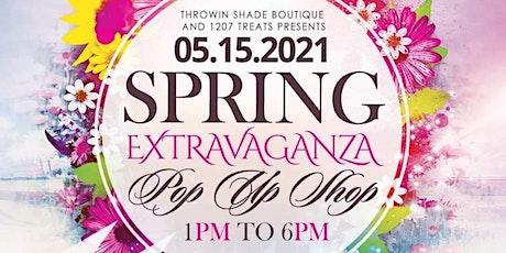 Spring Extravaganza Pop Up Shop tickets